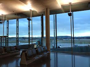 Photo: Zurich Flugehafen