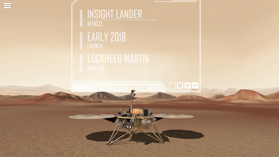 Mars Walk- screenshot thumbnail