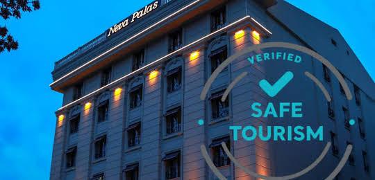 The Wings Hotels Neva Palas