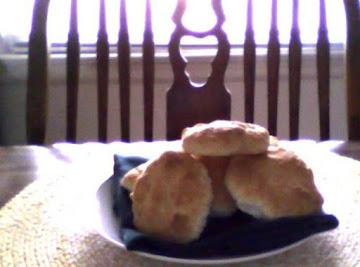 Biscuits From Scratch Recipe