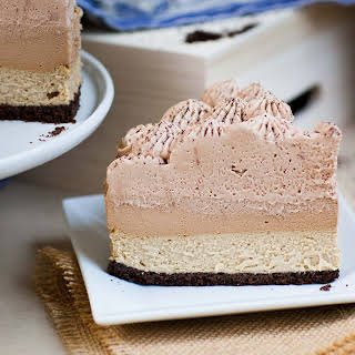 Triple Coffee Cheesecake.