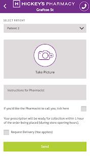 Hickey's Pharmacy App 4