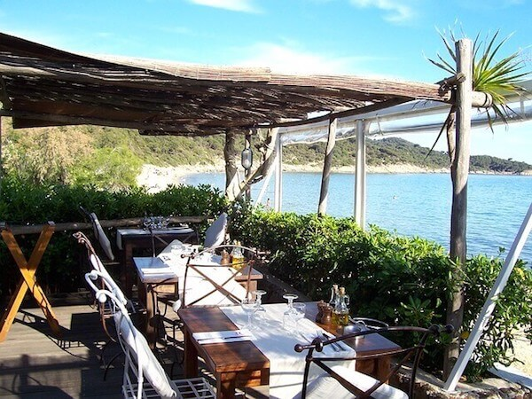 outdoor table recipes from the Cote d'Azur