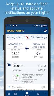 BLQ - Bologna Airport - náhled