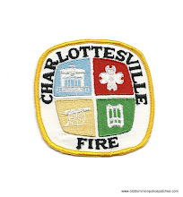 Photo: Charlottesville Fire
