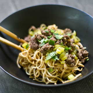 Lazy Dandan Noodles