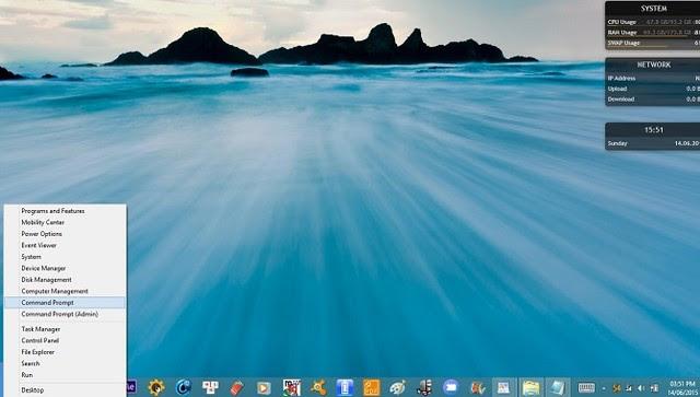 kiểm tra tình trạng pin trên windows 8 và windows 10