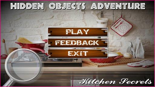 Kitchen Hidden Object Games  screenshots 1