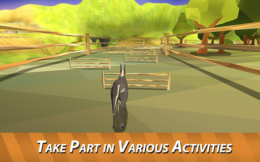 My Little Horse Farm - try a herd life simulator! 1.01 screenshots 4