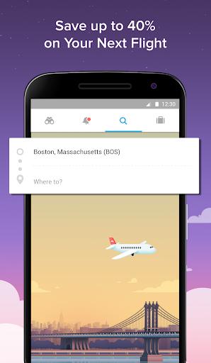Hopper - Watch & Book Flights Screenshot