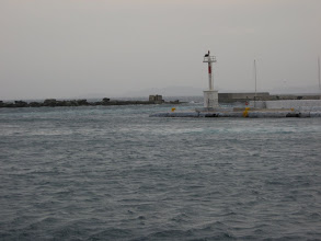 Photo: The sheltered harbour