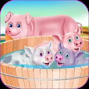 الخنزيرة الأم الحامل
