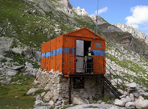 Photo: El refugi lliure de Mulleres (2.360 m)