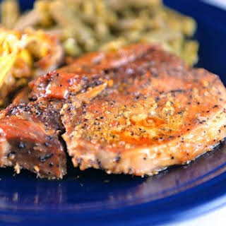 Honey Soy Pork Chops.