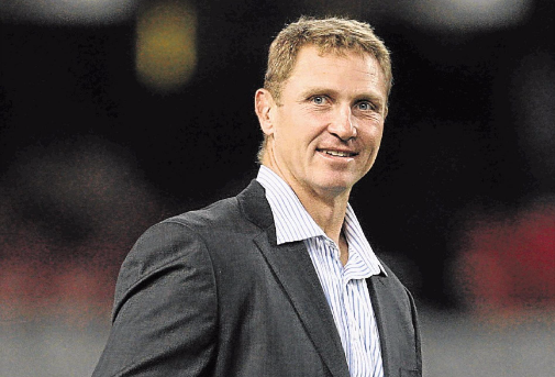 Golden Lions coach Johan Ackermann. File photo.