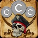 카톡 이모티콘 해적왕의 보물섬 (이모티콘, 초코 용) icon