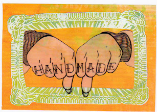 Photo: Wenchkin's Mail Art 366 - Day 142, Card 142a