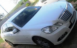 Mercedes-Benz E-class Rent Eastern Cape