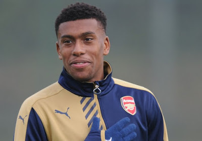 Officiel : Alex Iwobi rejoint Everton