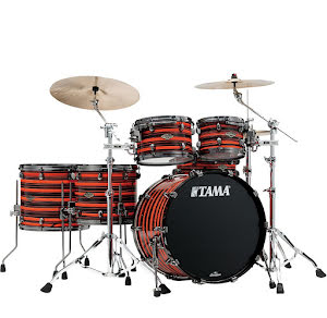 Tama Starclassic Walnut/Birch - WBS52RZBNS-NOO - Neon Orange Oyster