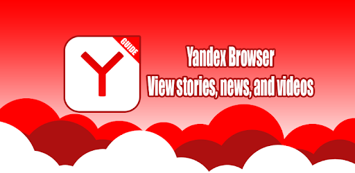 Guide Yandex Browser for PC