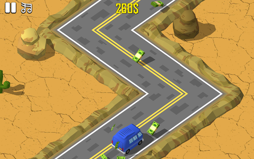Rally Racer with ZigZag screenshot 4