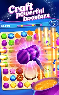 Crafty Candy – Match 3 Adventure 1.82.1 Apk Mod (Unlimited Coins) Download Latest Version 7