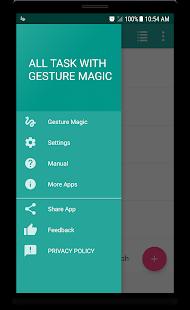 App Gesture Magic APK for Windows Phone