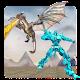 Flying Dragon Robot: Transformation War 2018 (game)