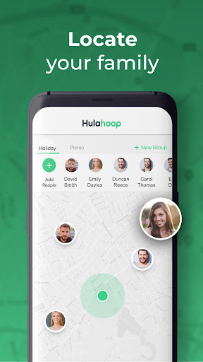 Hulahoop screenshot 1