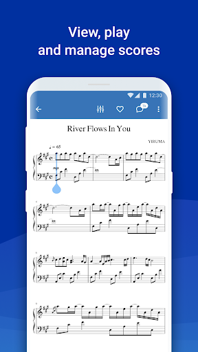 MuseScore: view and play sheet music 2.4.36 3
