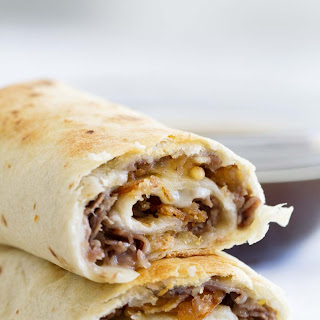 French Dip Tortilla Roll Ups Recipe