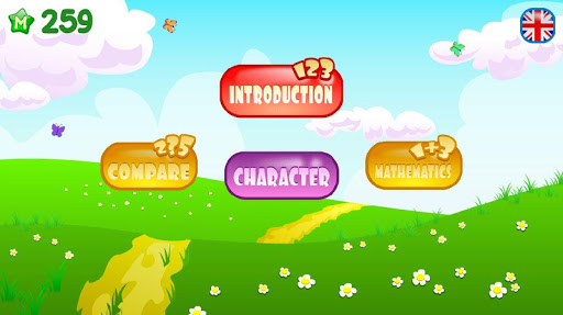 Mathematics and numerals: addition and subtraction 2.7 screenshots 1
