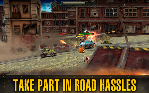 Dead Paradise: Race Shooter App Download For Android and iPhone 1