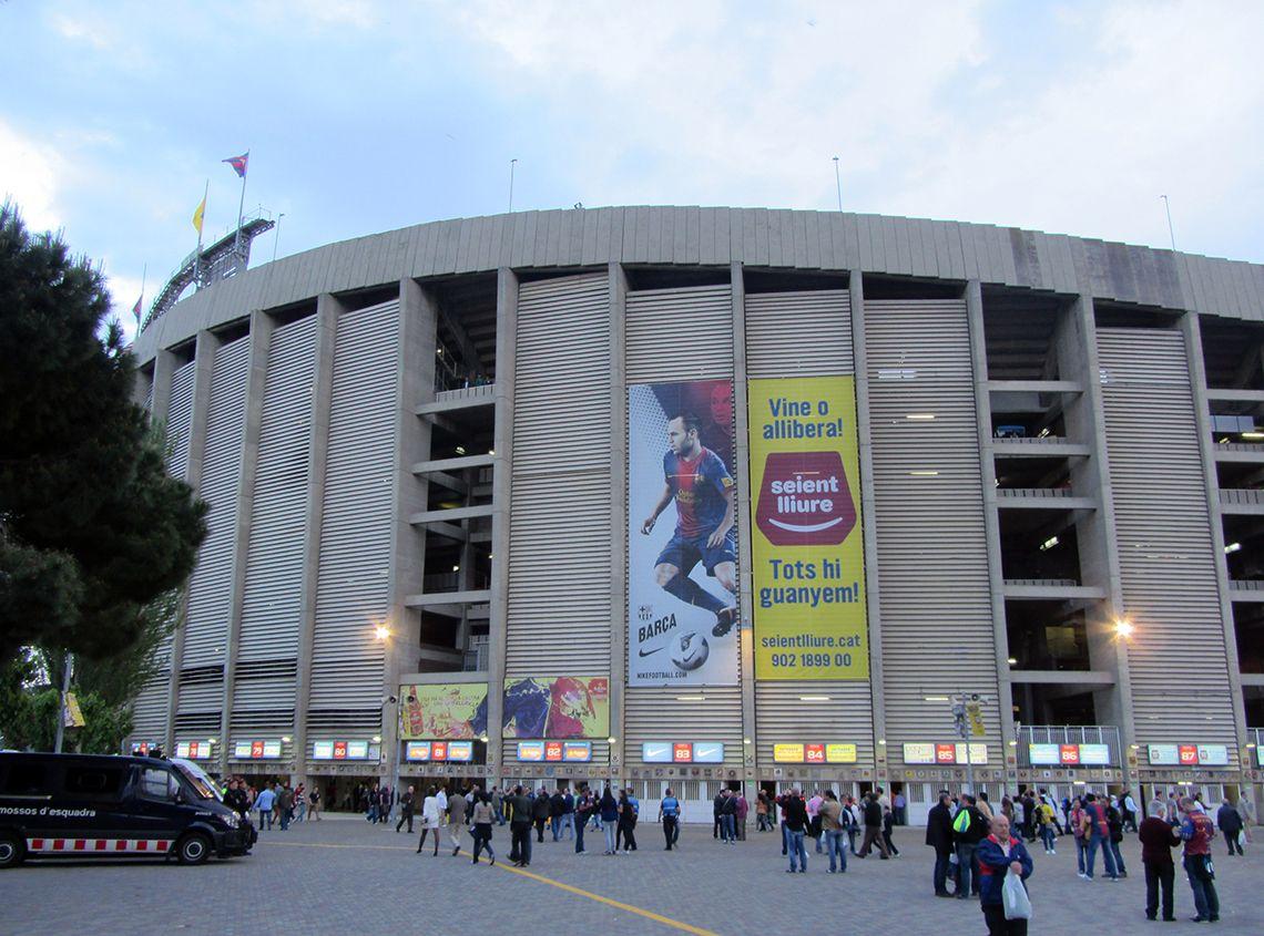 Стадион Камп Ноу Camp-Nou