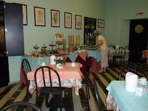 Photo: Breakfast room in Rex Hotel Lucca