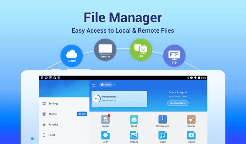 ES File Explorer File Manager Screenshot 8
