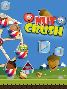 Nuts Crazy Crush Screenshot