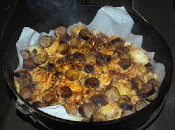 Brats And Potatoes Recipe