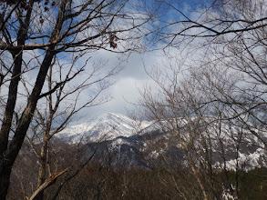 野伏ヶ岳方面
