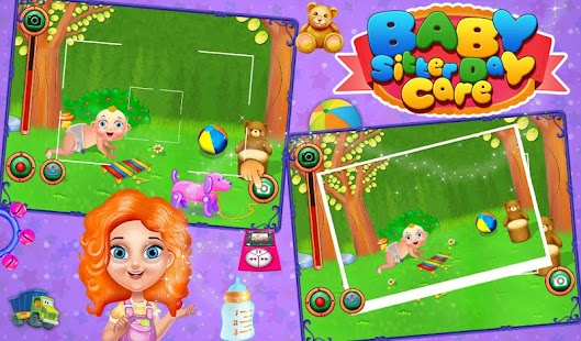 Baby Sitter Day Care- screenshot thumbnail