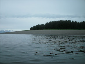 Photo: Eagle Beach in Lynn Canal.