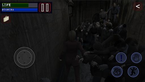 Outbreak alpha 7.2 screenshots 3
