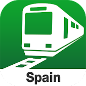 Transit Spain by NAVITIME