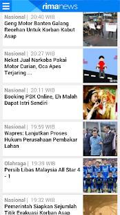 Rimanews Indonesia screenshot
