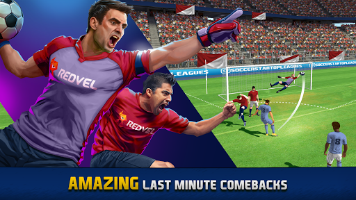 Soccer Star 2020 Top Leagues: Play the SOCCER game screenshot 11