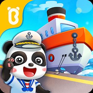 Little Panda Captain 8.47.00.02 by BabyBus logo