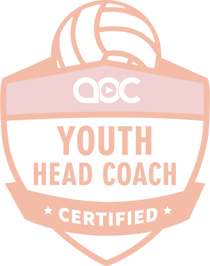 Youth Volleyball Coach Certification