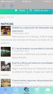 En Vivo Canal Capital screenshot 2