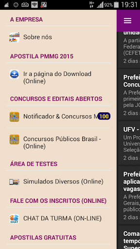 Apostila Concurso PMMG 2015